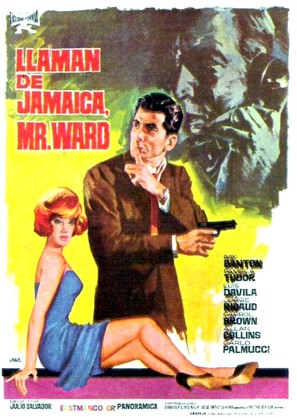 Llaman de Jamaica, Mr. Ward