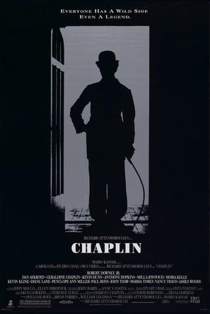 Chaplin - Movie Poster (thumbnail)