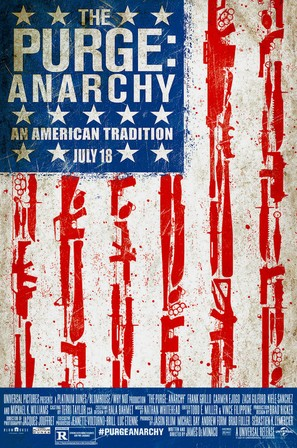 The Purge: Anarchy - Movie Poster (thumbnail)