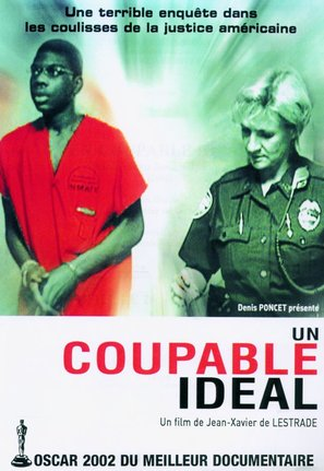 Un coupable idéal - French Movie Cover (thumbnail)