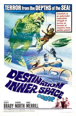 Destination Inner Space - Movie Poster (thumbnail)