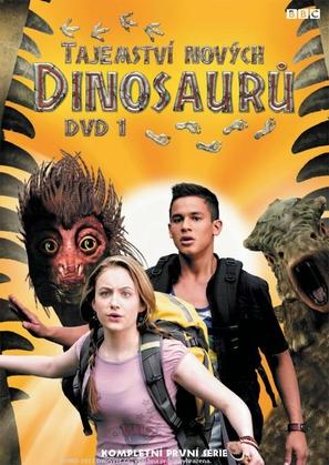 """""""Dinosapien"""" - Czech DVD movie cover (thumbnail)"""