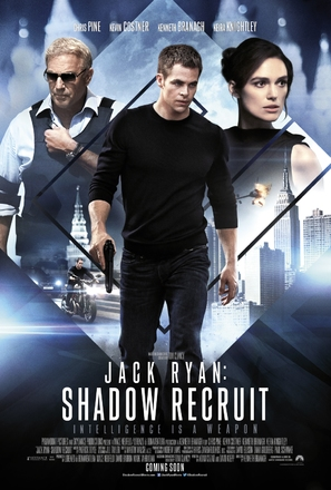 Jack Ryan: Shadow Recruit - Movie Poster (thumbnail)