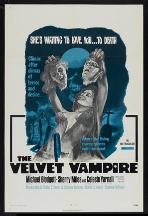 The Velvet Vampire - Movie Poster (thumbnail)