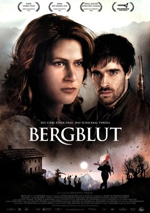 Bergblut - German Movie Poster (thumbnail)