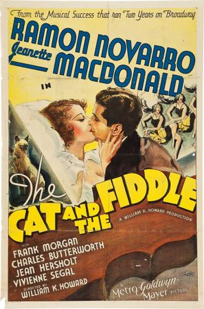 The Cat and the Fiddle - Movie Poster (thumbnail)