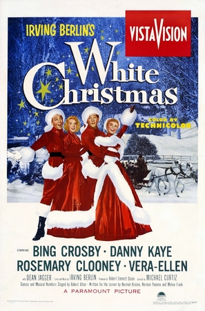 White Christmas - Movie Poster (thumbnail)