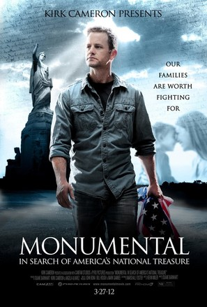Monumental: In Search of America's National Treasure - Movie Poster (thumbnail)