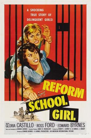 Reform School Girl - Movie Poster (thumbnail)