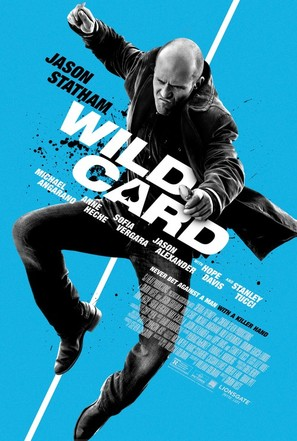 Wild Card - Movie Poster (thumbnail)