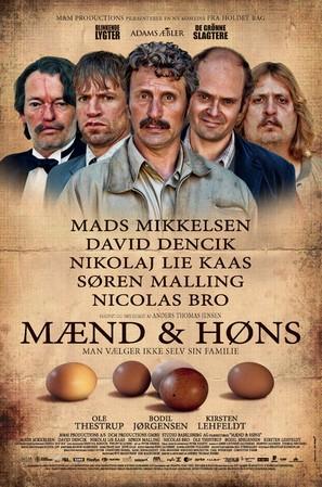 Mænd & høns - Danish Movie Poster (thumbnail)