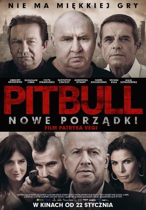 Pitbull. Nowe porzadki