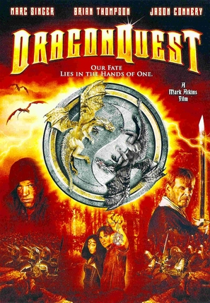 Dragonquest - DVD movie cover (thumbnail)