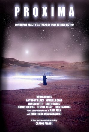 Próxima - Spanish Movie Poster (thumbnail)