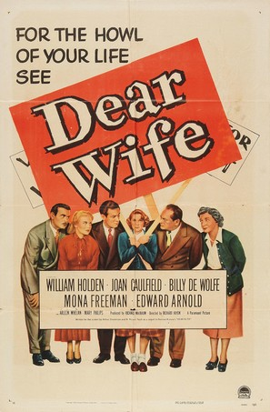 Dear Wife - Movie Poster (thumbnail)
