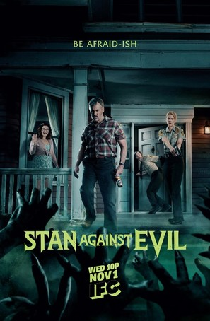 """Stan Against Evil"" - Movie Poster (thumbnail)"