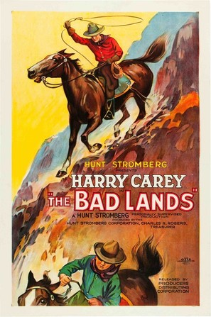The Bad Lands - Movie Poster (thumbnail)