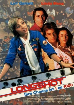 Longshot - German Movie Poster (thumbnail)