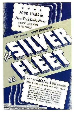 The Silver Fleet - Movie Poster (thumbnail)