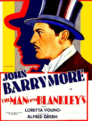 The Man from Blankley's - Movie Poster (thumbnail)