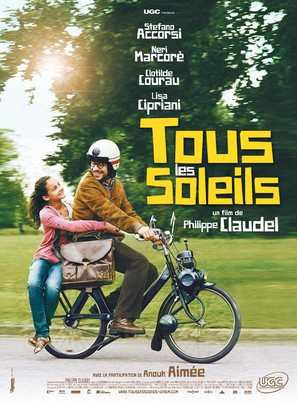 Tous les soleils - French Movie Poster (thumbnail)