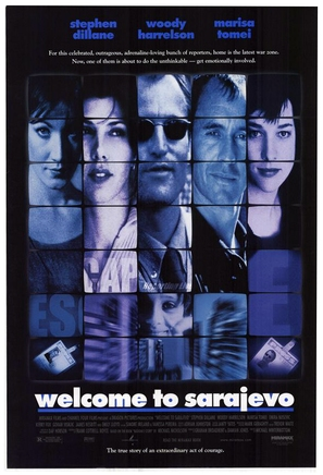 Welcome To Sarajevo - Movie Poster (thumbnail)