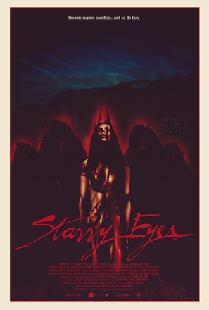 Starry Eyes - Movie Poster (thumbnail)