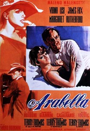 Arabella - Italian Movie Poster (thumbnail)