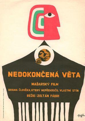 141 perc a befejezetlen mondatból - Czech Movie Poster (thumbnail)