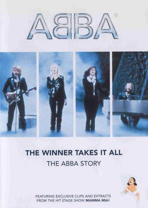 Abba: The Winner Takes It All - DVD cover (thumbnail)