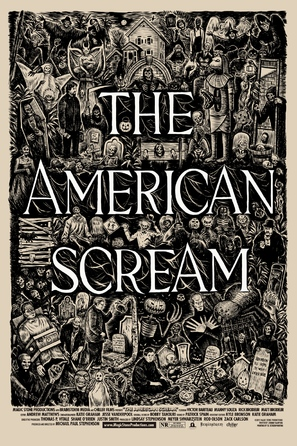 The American Scream - Movie Poster (thumbnail)