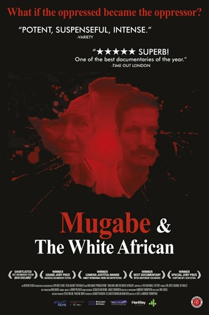 Mugabe and the White African - Movie Poster (thumbnail)
