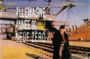 Allemagne 90 neuf zéro - French Movie Poster (thumbnail)