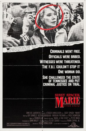 Marie - Movie Poster (thumbnail)