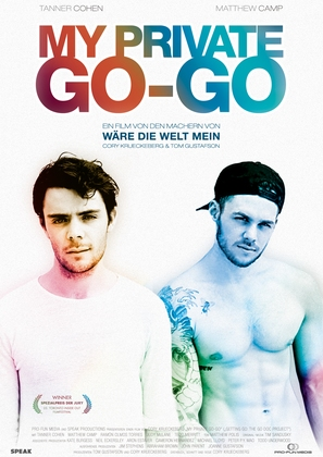 Getting Go, the Go Doc Project - German Movie Poster (thumbnail)