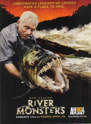 """River Monsters"" - Movie Poster (thumbnail)"