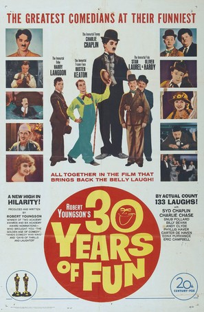 30 Years of Fun - Movie Poster (thumbnail)
