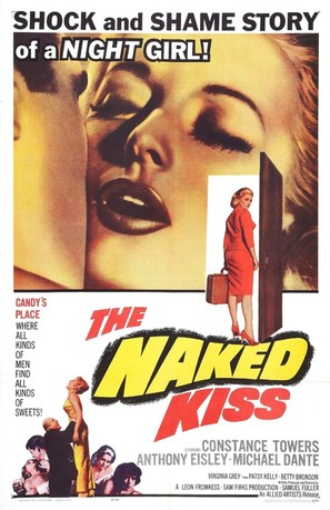 The Naked Kiss - Movie Poster (thumbnail)