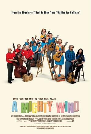 A Mighty Wind - Movie Poster (thumbnail)
