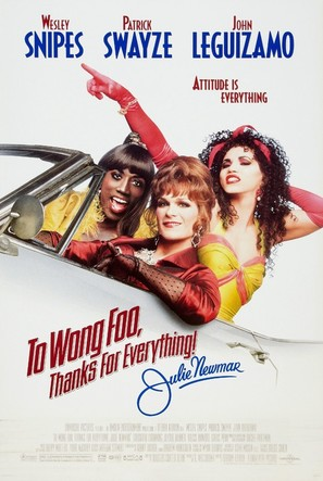 To Wong Foo - Movie Poster (thumbnail)