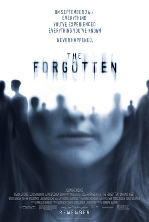 The Forgotten - Movie Poster (thumbnail)