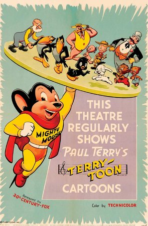 """The Mighty Mouse Playhouse"" - Movie Poster (thumbnail)"