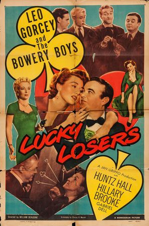 Lucky Losers - Movie Poster (thumbnail)