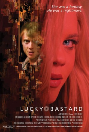 Lucky Bastard - Movie Poster (thumbnail)