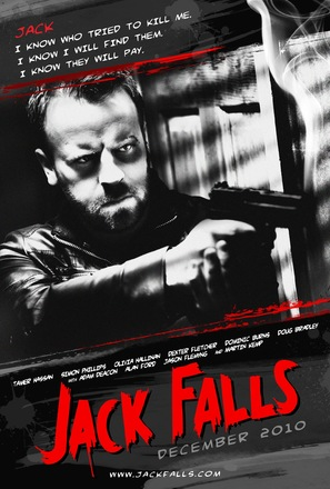 Jack Falls - British Movie Poster (thumbnail)