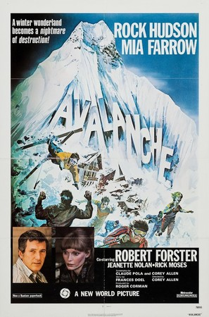 Avalanche - Movie Poster (thumbnail)