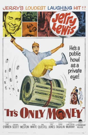 It'$ Only Money - Movie Poster (thumbnail)