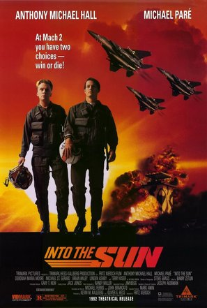 Into the Sun - Movie Poster (thumbnail)