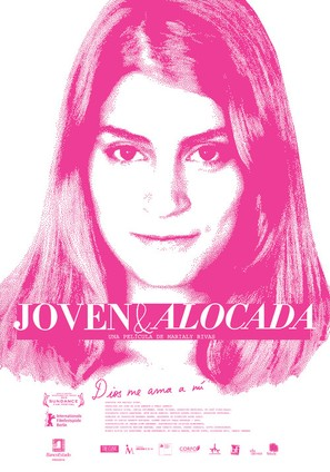 Joven y Alocada - Chilean Movie Poster (thumbnail)