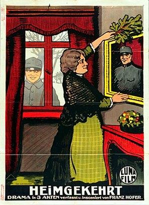 Heimgekehrt - German Movie Poster (thumbnail)